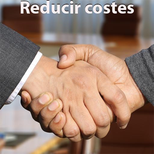 Reducir costes de empresa o particulares